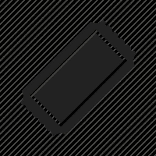 cinema, ticket icon