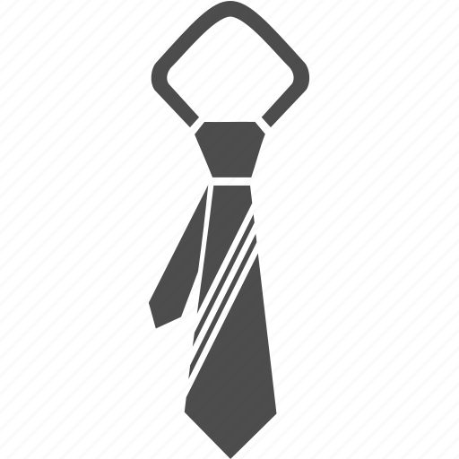 business, dress, fashion, style, tie icon