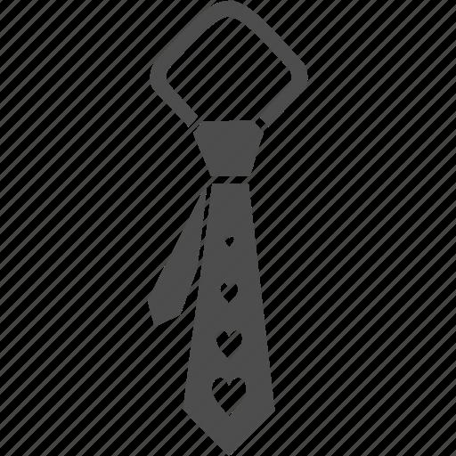 business, dress, fashion, style, tie icon
