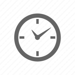 arrow, clock, hour, time, timepiece, timer, watch icon