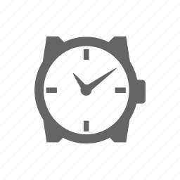 clock, hand, time, timepiece, watch icon