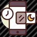 clock, daylight, savings, schedule icon
