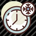 clock, events, reminder, schedule icon