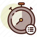 clock, manage, schedule, time icon