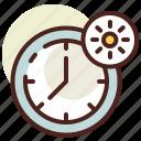 alarm, clock, phone, schedule icon