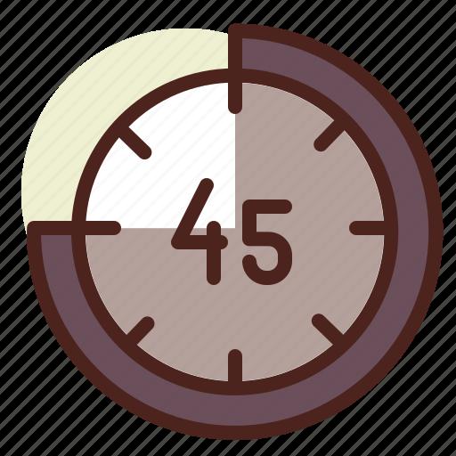 Clock, rewind, schedule, time icon - Download on Iconfinder