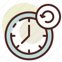 clock, schedule, snooze icon
