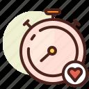 clock, precious, schedule, timer icon