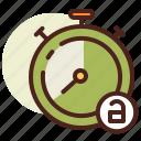 clock, schedule, timer, unlock