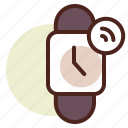 call, clock, schedule, watch icon
