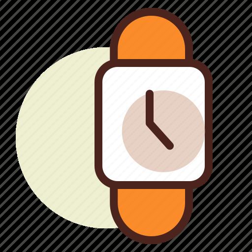 clock, schedule, wristwatch2 icon