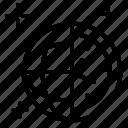 clock, schedule, timezone icon