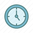 alarm, clock, digital, stopwatch, time, timer, watch icon