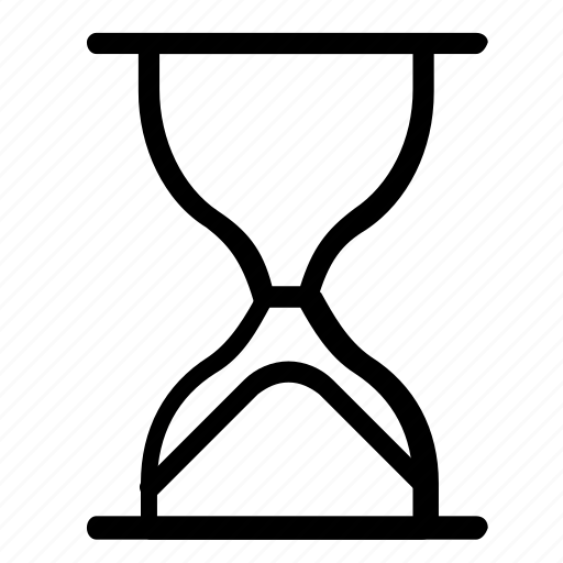Clock, hourglass, timer icon - Download on Iconfinder