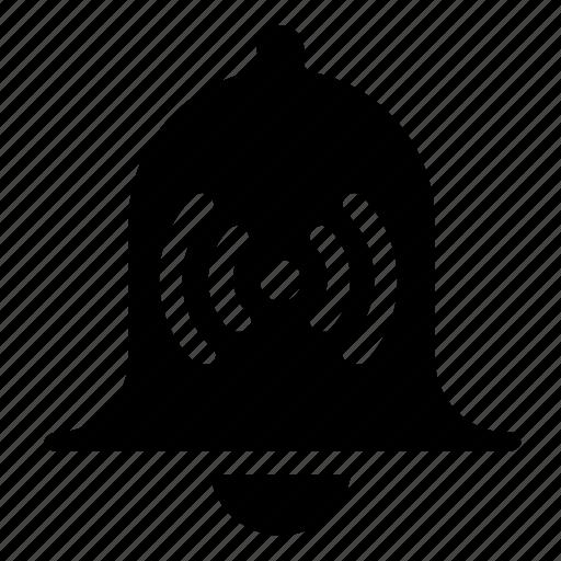 alarm, notification, ring icon