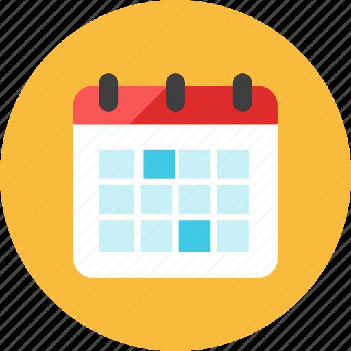 Calendar, 2 icon - Download on Iconfinder