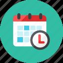 calendar, time
