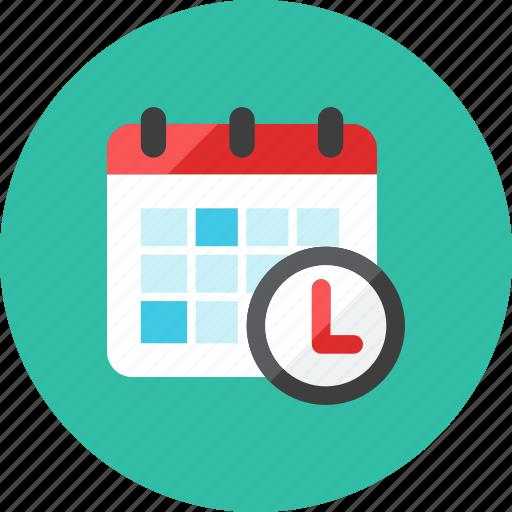 Calendar, time icon - Download on Iconfinder on Iconfinder