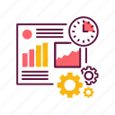 business, clock, management, marketing, project, seo, time icon