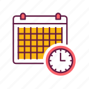 calendar, date, management, plan, schedule, shedule icon