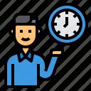 work, workinng, time, clock, worker