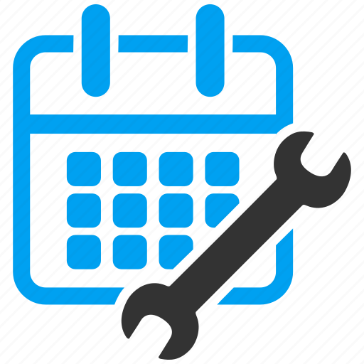 appointment, configuration, configure calendar, grid, plan, schedule, time table icon