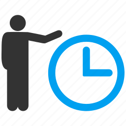 clock, male, man, person, show, time, user icon