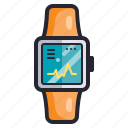 accessories, clock, electronics, smartwatch, time, watch icon