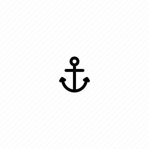 anchor, hipster, sea, ship, small, tattoo, tiny icon