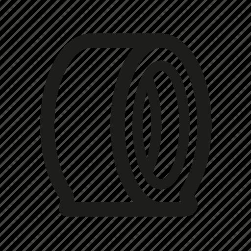 tire, transport, vehicle icon