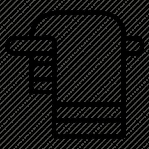 bath, bathroom, clean, equepment, hygiene, toilet, towel icon