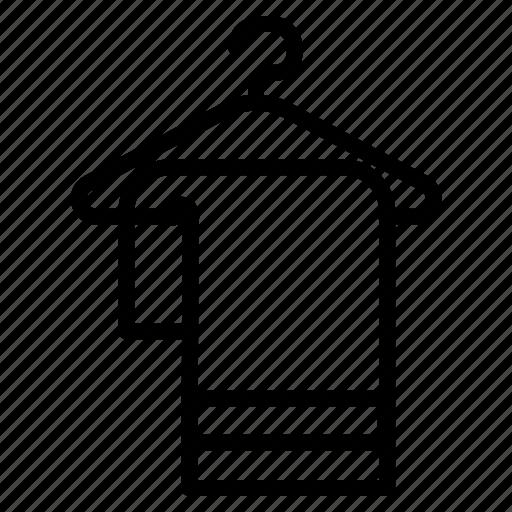 bathroom, clean, equepment, hygiene, toilet, towel, wc icon