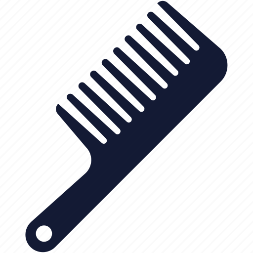 brush comb groom hair hairbrush icon
