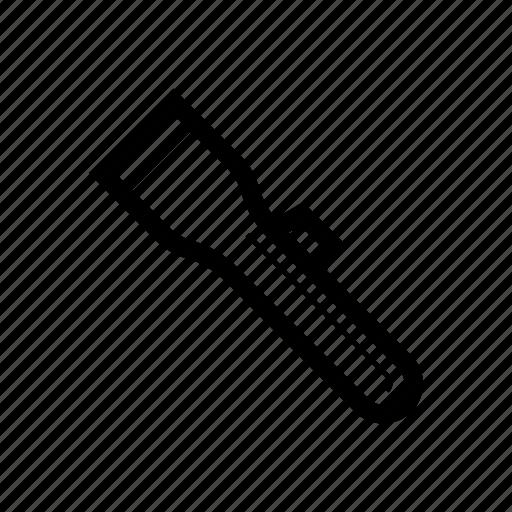 dark, flashlight, light, shine icon