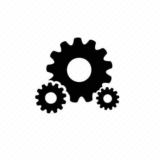 configue, gear, gears, setting, settings, tool icon