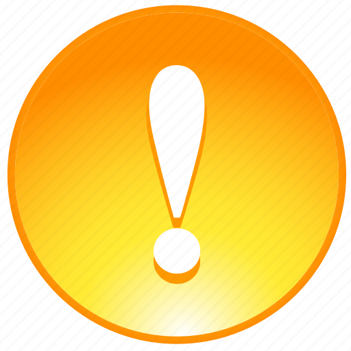 alarm, alert, attention, beware, caution, cautious, curved, damage, danger, error, exclamation, hazard, important, info, information, problem, prompt, risk, safe, safety, warning icon