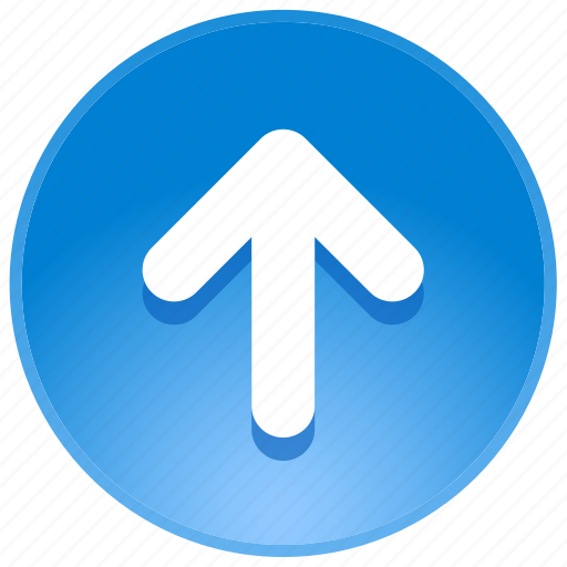Arrow, direction, guidance, up, upload, back, location icon - Download on Iconfinder