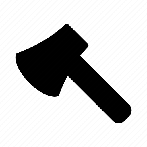 axe, job, repair, screw, tool, work icon