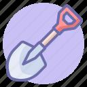 building, construction, dig, shovel, tools