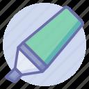 drawing, highlighter, marker, tools