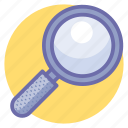 find, magnifier, search, tools, zoom