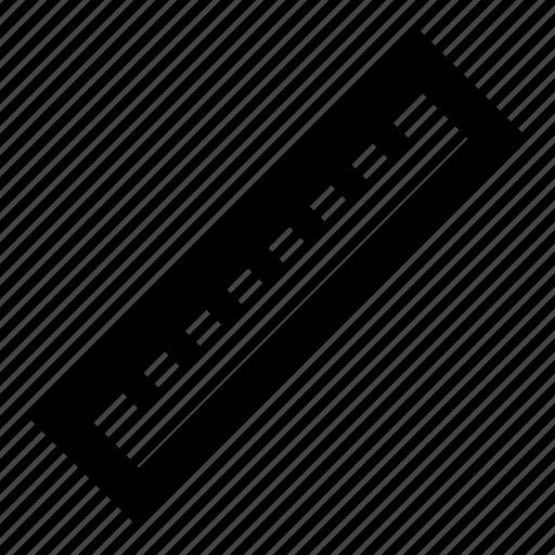 centimeter, diagonal, metrics, ruler, size, tools, value icon