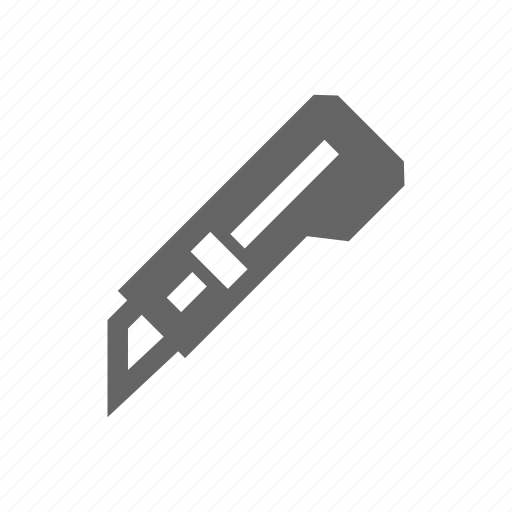 cutter, instrument, knife, tool icon