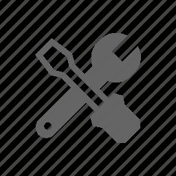 build, construction, driver, instrument, repair, tool icon