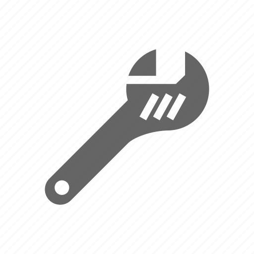 driver, equipment, instrument, repair, tool, wrench icon