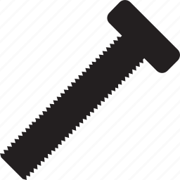 construction, metal, screw, tool icon