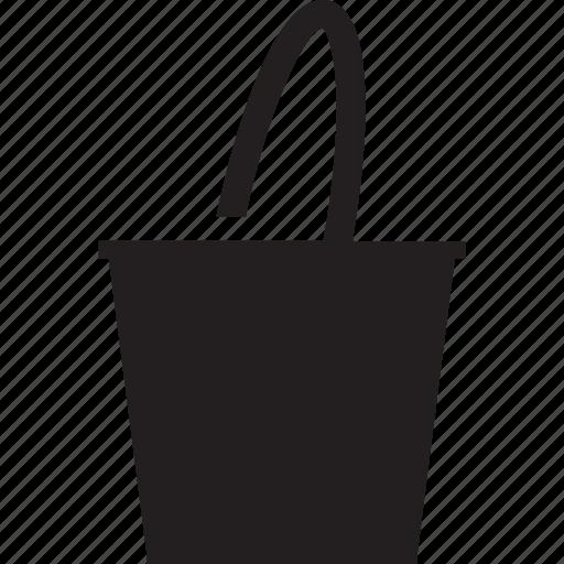 bucket, tool icon