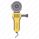 construction, equipment, hand, repair, tool, tools icon