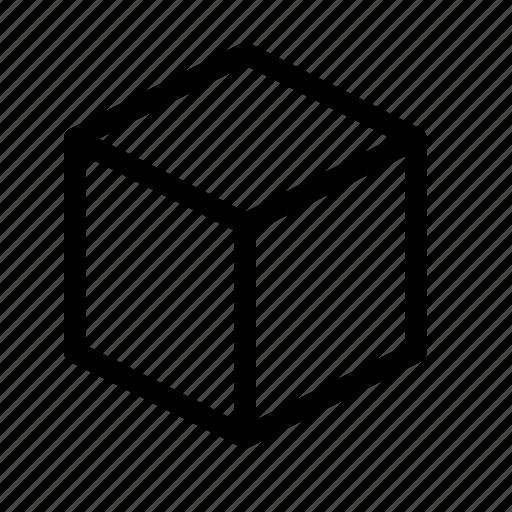 box, component, cube, extention, plugin, tool, widget icon