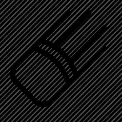 Rub, tool, remove, rubber, erase, eraser, delete icon - Download
